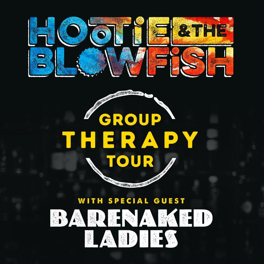 RockBus: Hootie & The Blowfish w/BNL
