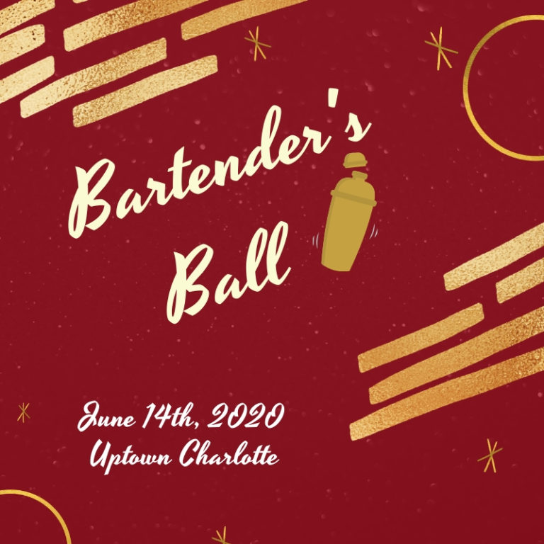 CANCELLED – 18th Annual Charlotte Bartender's Ball