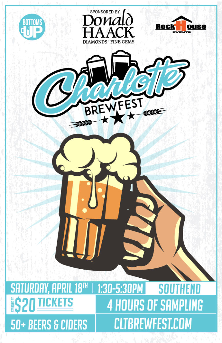 CANCELLED – Charlotte BrewFest