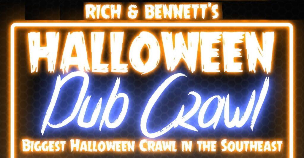 Rich & Bennett's 20th Annual Halloween Pub Crawl